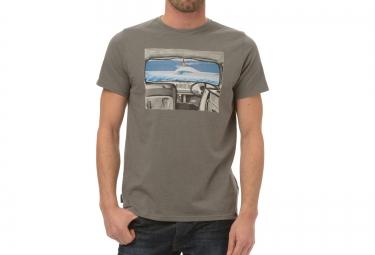 ANIMAL T-Shirt NOSTALGIA Grey