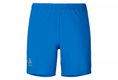 odlo short kopter bleu xl