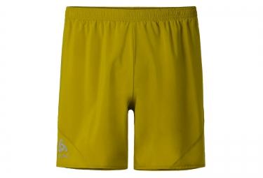 Odlo short dexter jaune m