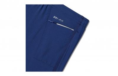 NIKE Short DISTANCE 23cm Bleu Homme