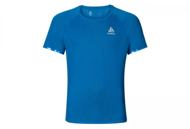 Odlo t shirt technique yocto bleu l