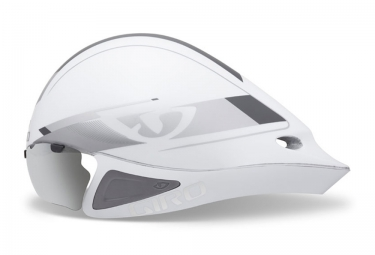 giro casque selector blanc argent s m 51 56 cm