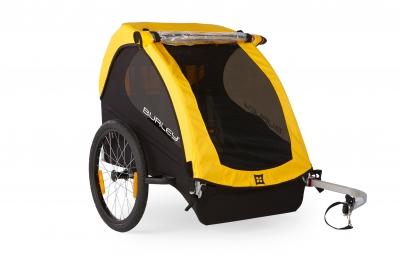 BURLEY Child Trailer BEE - Yellow/Black