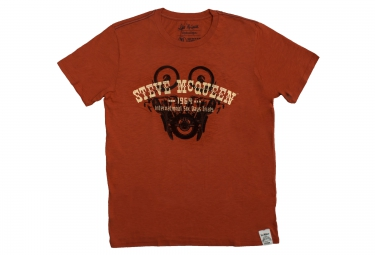 troy lee designs t shirt metisse premium rouge xxl