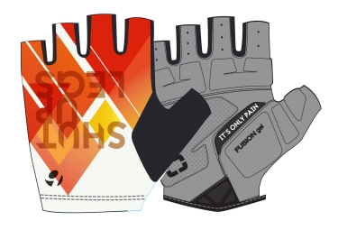 Bontrager paire de gants shut up legs gel xs