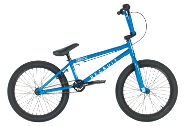 BMX Freestyle United RECRUIT JR 20'' Bleu 2016