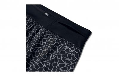 NIKE Short 7,5cm RIVAL STARGLASS Noir Femme