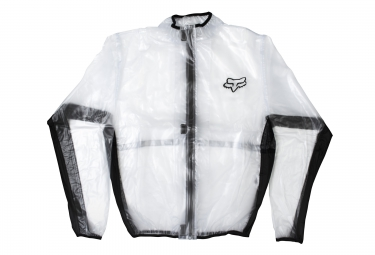 fox veste fluid mx transparent xl