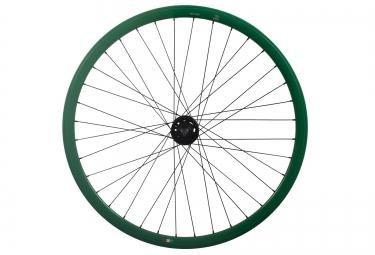 gipiemme paire de roues pista fixed 700c vert