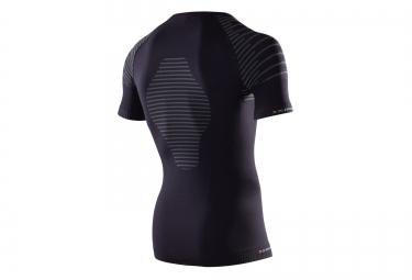 maillot manche courtes x bionic invent noir m