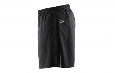 CRAFT Short Homme JOY RELAX 2 en 1 Noir