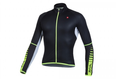 SPIUK Veste PERFORMANCE ULTRALIGHT Noir Jaune