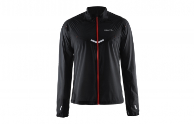 craft veste homme focus race noir rouge s
