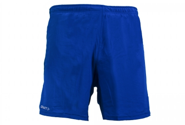 CRAFT Short JOY RELAX 2 en 1 Bleu
