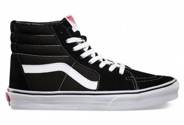 VANS Shoes SK8-HI Noir Blanc