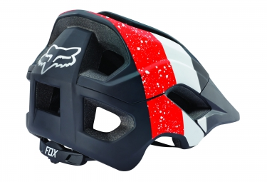 casque fox metah kroma rouge noir l xl 59 63 cm