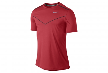 NIKE Maillot DRI-FIT RACING Rouge Homme