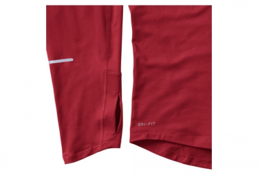 nike maillot dri fit element rouge homme xxl