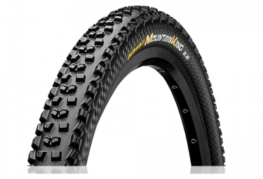continental pneu mountain king ii 27 5 protection blackchili tubeless ready souple 2 20
