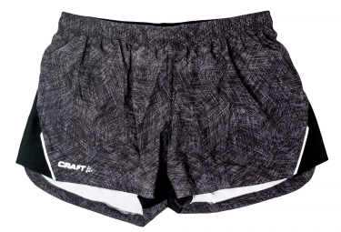 craft short femme focus race noir l