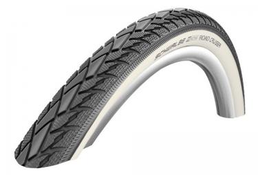Schwalbe pneu road cruiser 24 rigide noir blanc 1 75