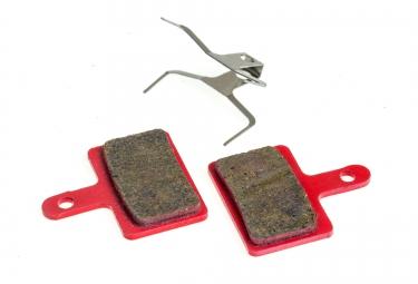 Neatt plaquettes organiques pour shimano deore