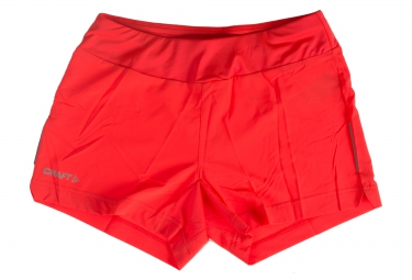craft short femme joy rouge m
