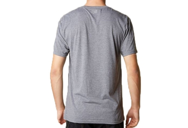 fox t shirt instant tech gris s