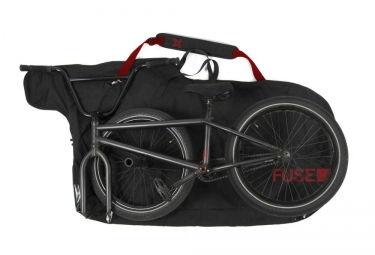 FUSE Bike Bag DELTA Black