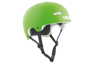TSG Helmet EVOLUTION Verde Blanco