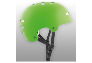 Casque Bol TSG EVOLUTION Vert Blanc