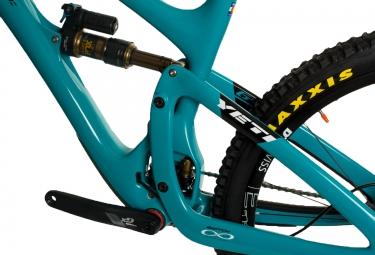 VTT Complet Tout-Suspendu Yeti-cycles SB6C 27.5'' Bleu 2016