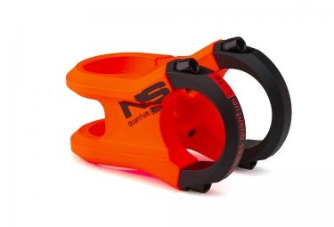 NS BIKES Potence QUANTUM LITE Noir Orange