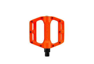 NS BIKES Paire de Pédales AERIAL LOOSE Orange
