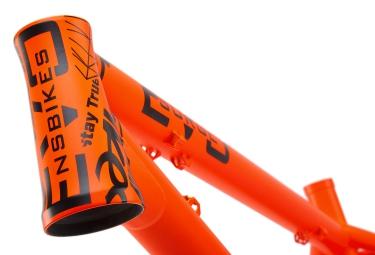 NS BIKES Cadre Rigide Surge Evo 26´´ - 27.5´´ Orange