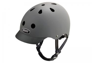 NUTCASE Dirt Helmet STREET Matte Grey