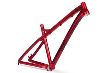 dartmoor cadre vtt primal 27 5 rouge l 175 190 cm
