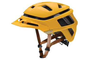 Smith casque forefront jaune mat s 51 55 cm