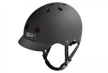 NUTCASE Dirt Helmet STREET Matte Black