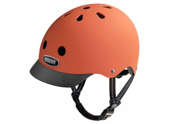 NUTCASE Dirt Helmet STREET Matte Orange