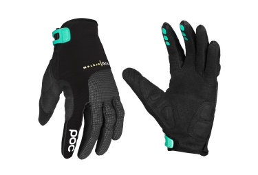 poc gants longs resistance strong noir s