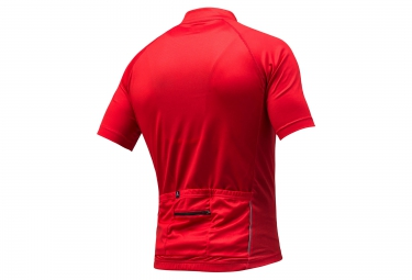 troy lee designs 2016 maillot manches courtes ace jersey rouge l