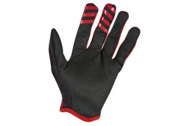 FOX Paire de gants ATTACK Rouge