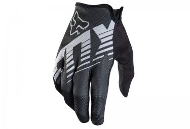 FOX Paire de Gants Longs DEMO SAVANT Noir