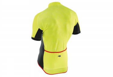 NORTHWAVE Maillot Manches Courtes FORCE Jaune