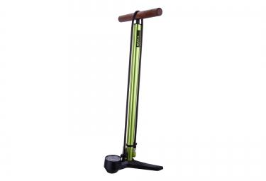 BIRZMAN Floor Pump MAHA APOGEE IV 160psi Green