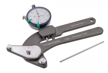 BIRZMAN Spoke tension meter silver