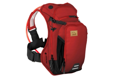 USWE Sac D´Hydratation PATRIOT 9 Rouge