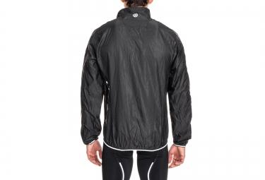 Veste Coupe Vent Skins Cycle Homme Noir