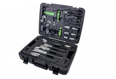 BIRZMAN Tool Box STUDIO 32pcs Black